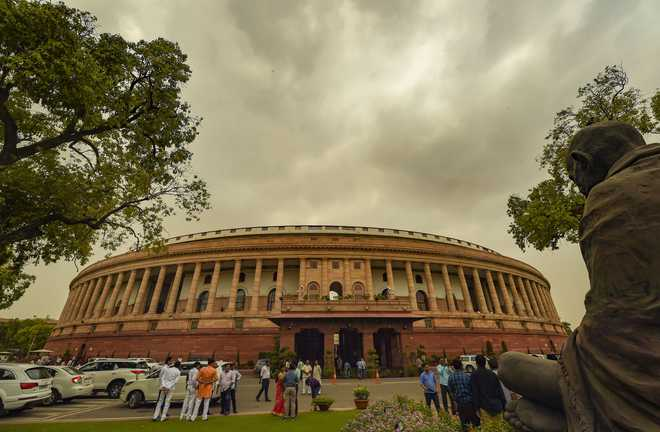 Essential Defence Services Bill among 2 moved in Lok Sabha