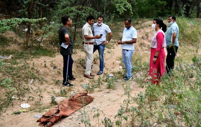 Girl's murder: Panchkula cops consider father prime suspect