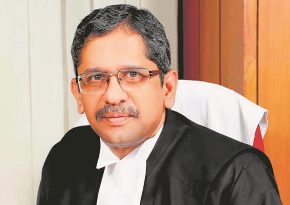CJI NV Ramana cautions against social media influence