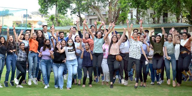 CBSE Class XII results: Pandemic fails to dent spirit of Jalandhar students