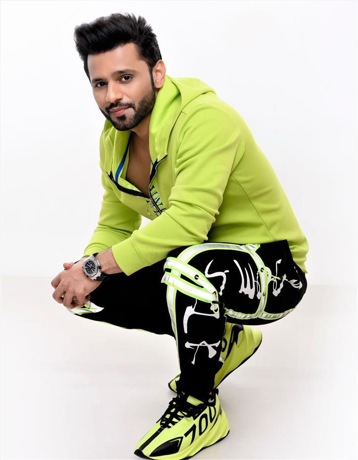 Actor Rahul Vaidya talks about his journey so far
