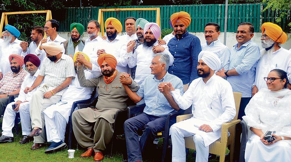 Punjab CM Capt Amarinder Singh's backers failed to gauge mood