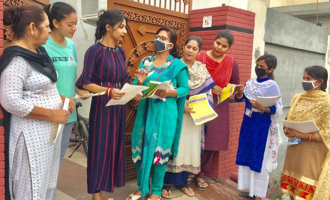 MC encourages residents to segregate household waste in Mandi Ahmedgarh