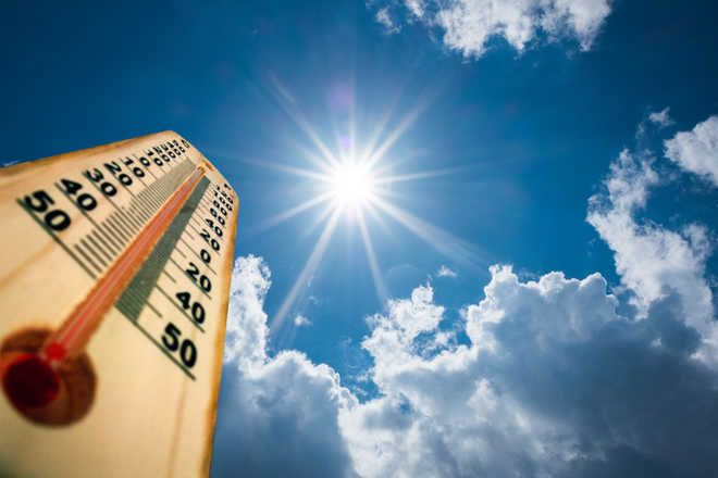 In Srinagar, hottest July day in 8 years