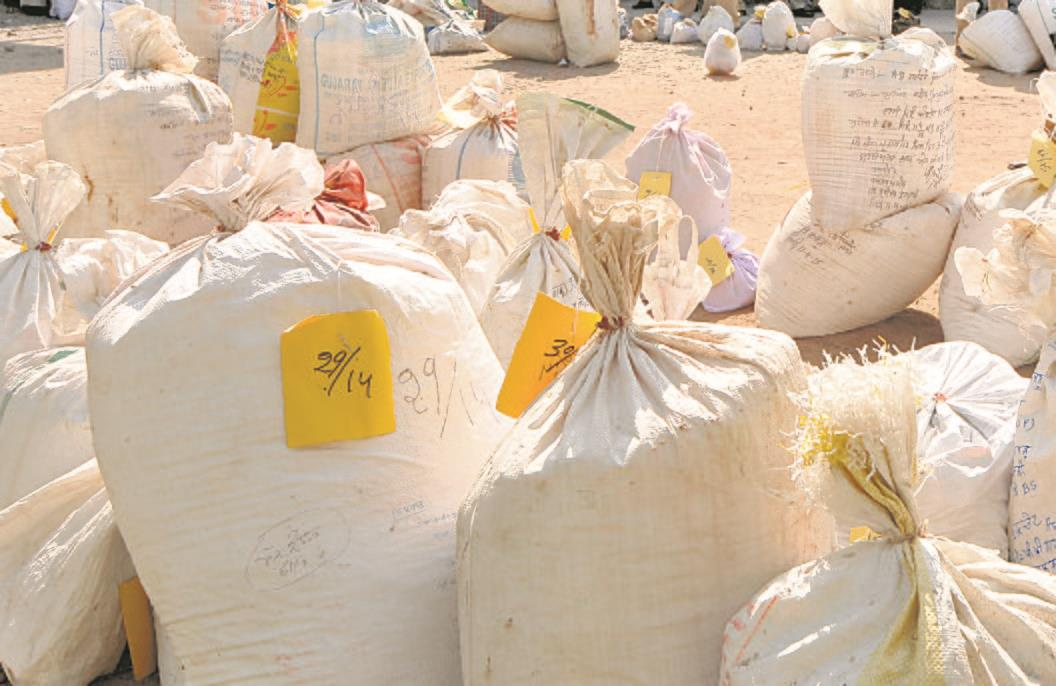 3.2-quintal poppy husk seized in Garhshankar