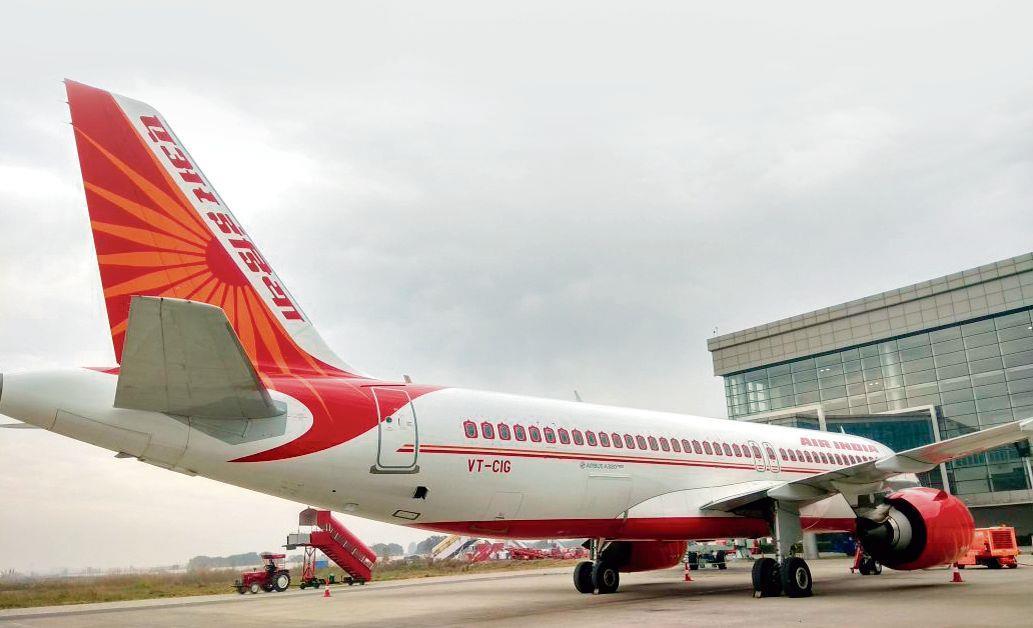 Passenger footfall: Chandigarh International Airport regains 71 per cent ground