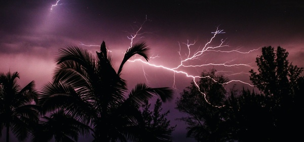Lightning strikes houses in Sirhind