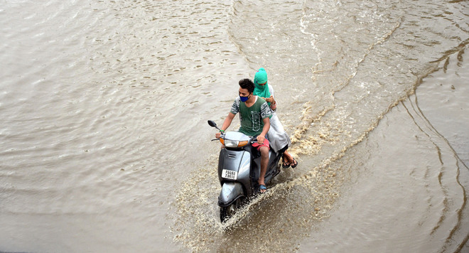 Jalandhar: Monsoon is here and so are waterlogging woes
