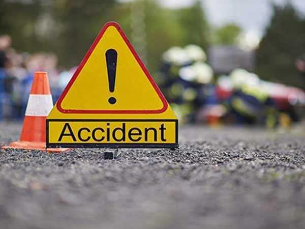 Labourer dies in road mishap
