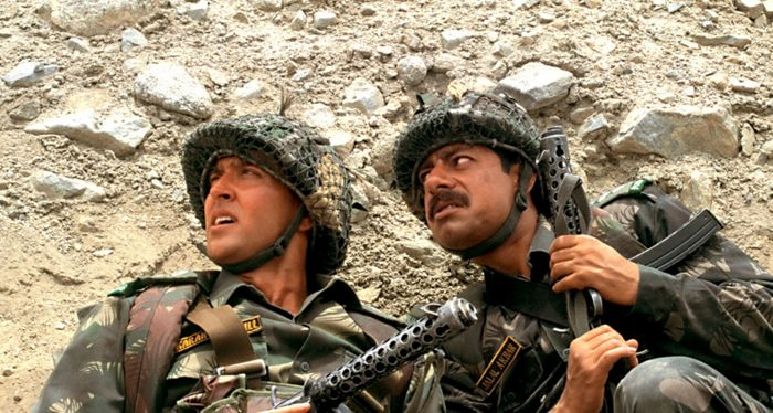 On Kargil Vijay Diwas, here's a look at movies that celebrate the bravery of Indian soldiers
