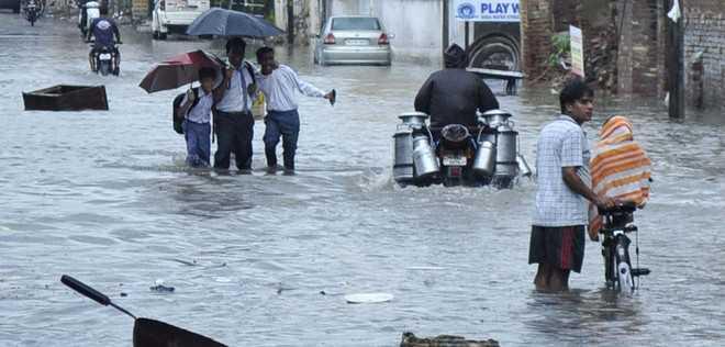 Rain exposes Panchkula civic body's claims