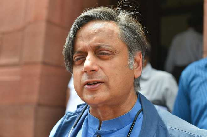 Pegasus snooping: Shashi Tharoor-led Parliamentary panel likely to question officials