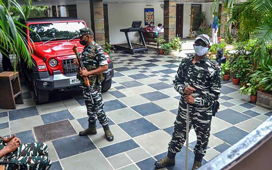 Raids on media houses