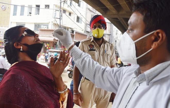 3 fresh cases in Ludhiana, no death