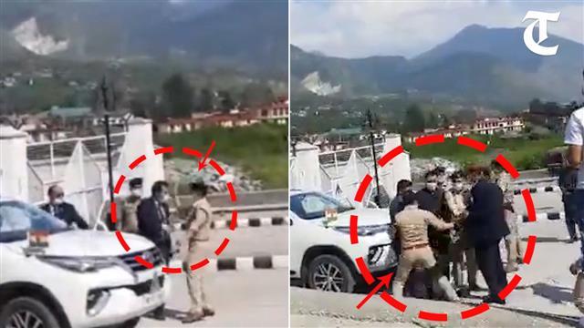 Kullu scuffle: Addl SP back in Himachal CM's security