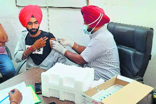 Some relief, no Covid death in Punjab after 13 months
