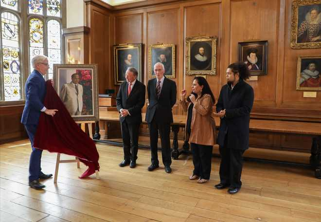 Dr BR Ambedkar — the only Indian to find a place at Gray's Inn