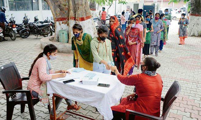 Schools in Jalandhar abuzz with students, teachers after 4 months