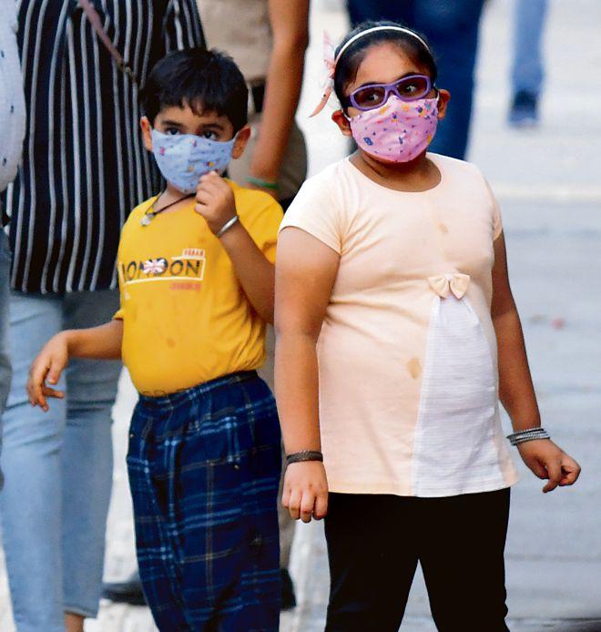 In sero survey, 69% children found exposed to coronavirus in Chandigarh