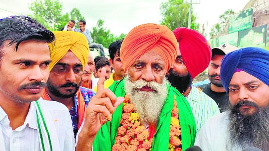 Sikhs seek arrest of BKU(M) state chief
