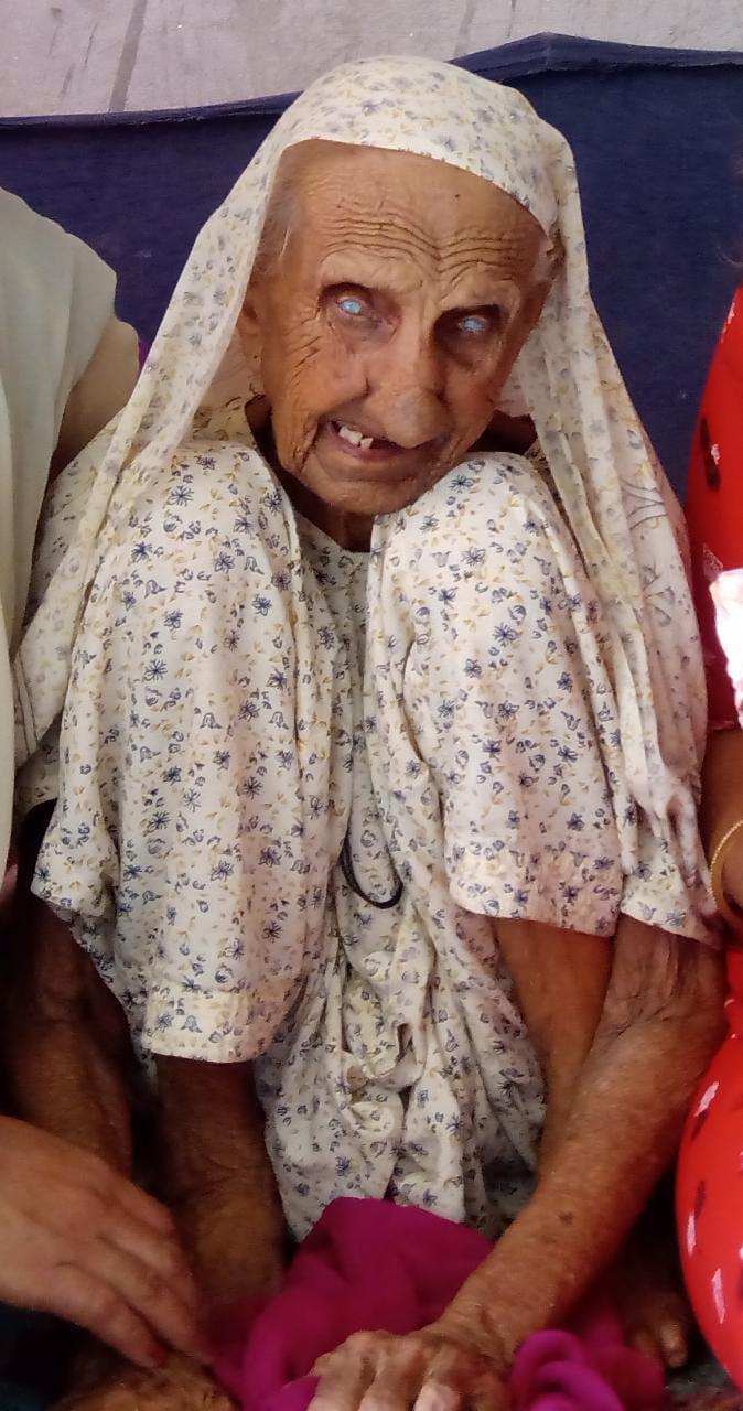 Jalandhar: Kin seek world record for 124-yr-old woman