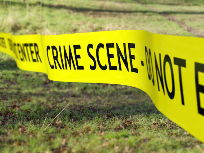 Two booked on murder charge