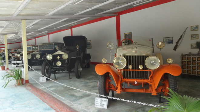 No takers for vintage car museum in Chandigarh
