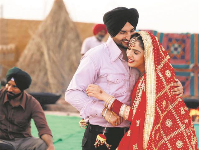 Sidhika Sharma to star in Punjabi film Fuffad Ji