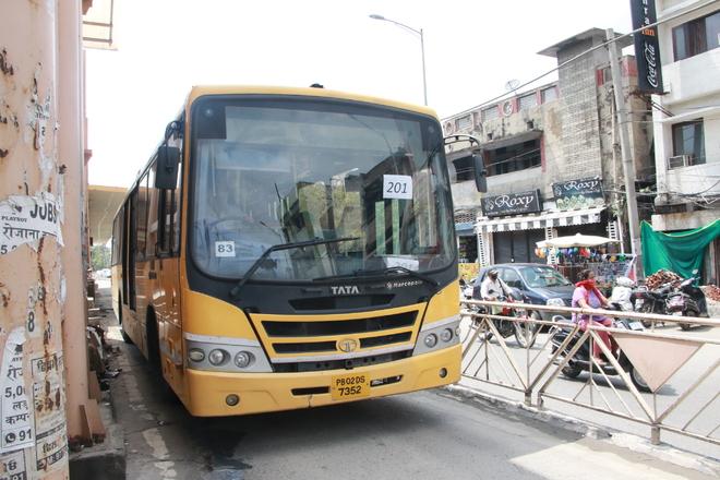 BRTS fare finally slashed in Amritsar