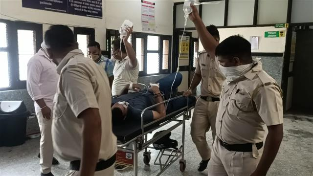 Home Guards jawan attempts suicide at Mini-Secretariat in Panchkula