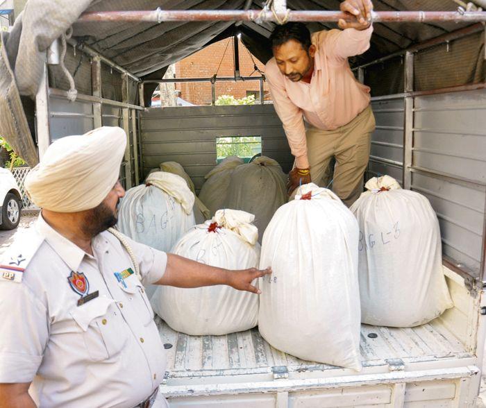 NIA to take over Amritsar heroin seizure case