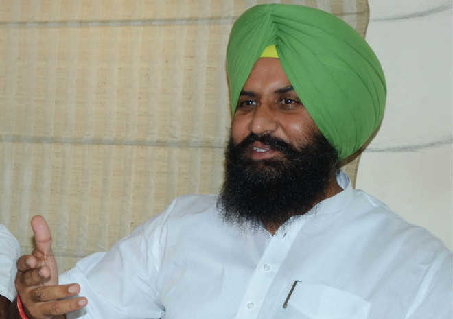 AAP seeks arrest of MLA Simranjit Singh Bains