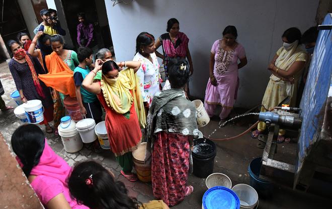 Cholera outbreak: At Panchkula's Abheypur village, sewer lines run parallel to water pipes