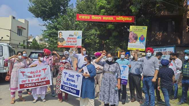 Doctors to boycott work for 3 hours daily from tomorrow in Amritsar