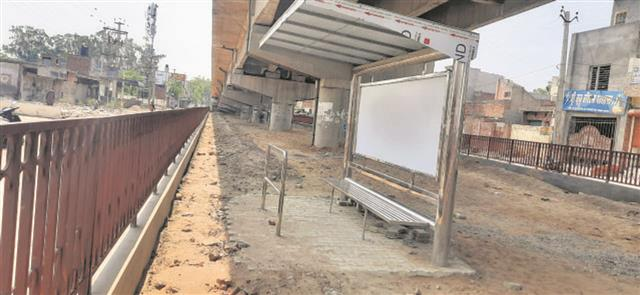 Bus shelters built at 'inflated' cost, Sangrur residents demand probe