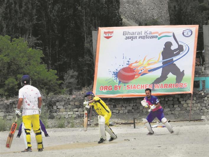 1971 battleground now venue for cricket league