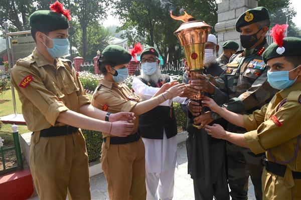 Army: Response to Swarnim Vijay Mashaal overwhelming