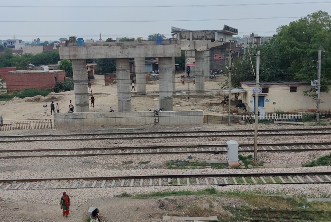 Technical problems delaying overbridge projects in Palwal