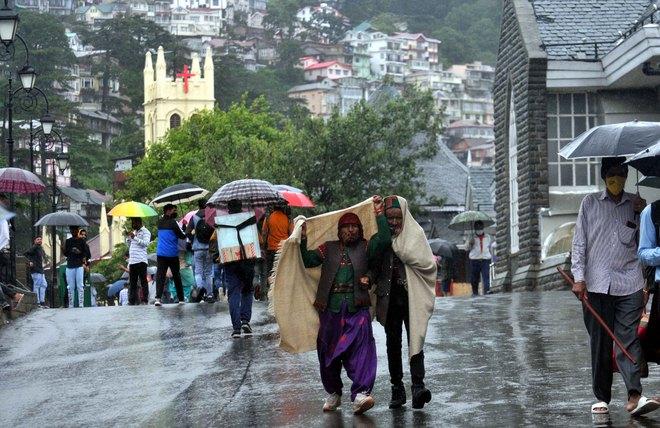 252 Himachal roads closed after landslides