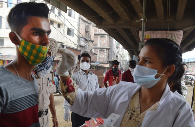 Covid-19: New cases drop to two, year's lowest in Ludhiana district