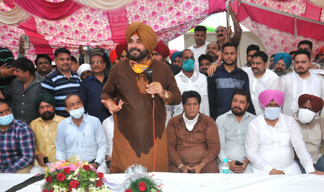 Will get power purchase agreements cancelled, says Navjot Sidhu
