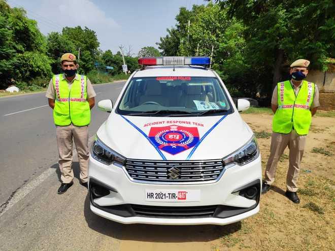 Gurugram: Accident response team cracks hit-and-run cases