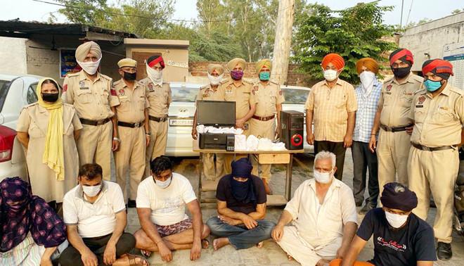Fake currency racket busted in Kapurthala