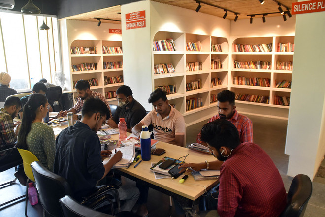 100 state-of-the-art libraries in Bathinda soon