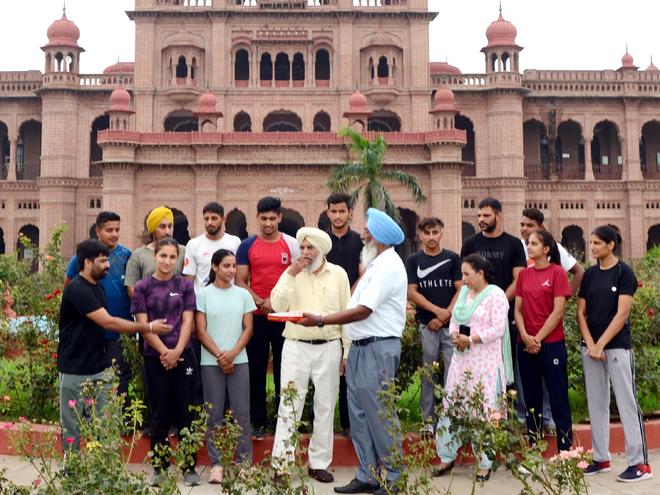 Euphoria at Amritsar's Khalsa College as Bhavani makes interesting debut at Olympics