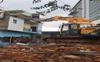 220 more structures razed in Faridabad's Khori colony