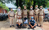 Gang of snatchers busted in Kapurthala