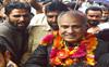 Hasnain Masoodi meets Rajnath for AIIMS at Awantipora