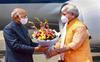 President Ram Nath Kovind in Srinagar, security beefed up, traffic diverted
