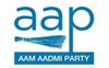 AAP burns Union Minister Lekhi's effigy